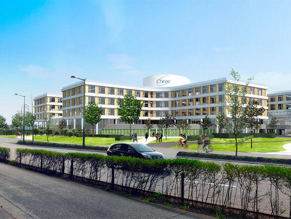 ziekenhuis Chirec